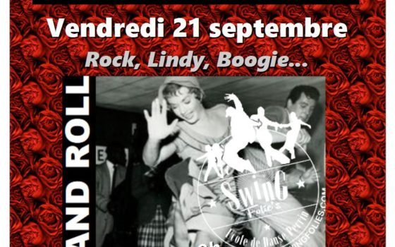 Vendredi 21/09/18 Rock n Swing