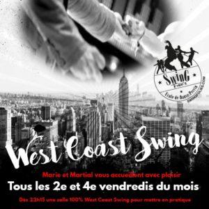 Soirée West Coast Swing