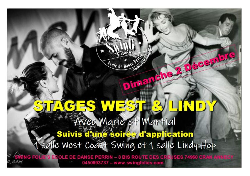 STAGE WEST ET LINDY