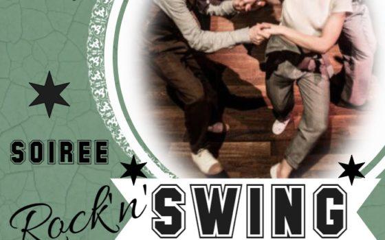 Soirée Rock'n'Swing et WCS Vendredi 22 novembre