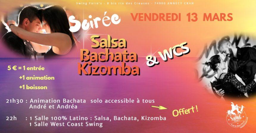 SOIREE SBK + WCS