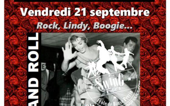 Vendredi 21/09/18 Rock n Swing